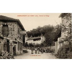 L'ABERGEMENT-DE-VAREY
