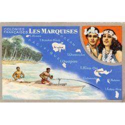 ILES-MARQUISES