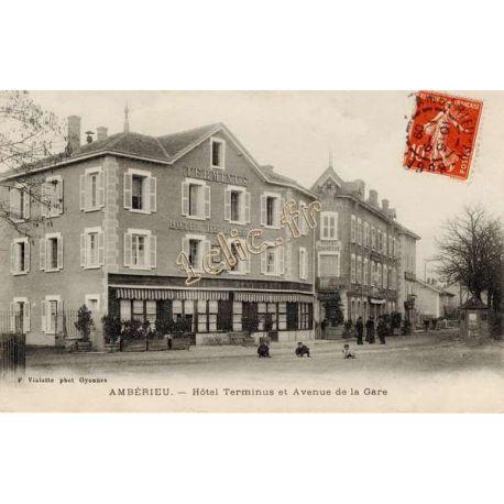 AMBERIEU-EN-BUGEY