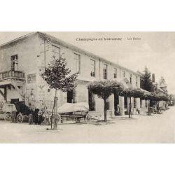 CHAMPAGNE-EN-VALROMEY