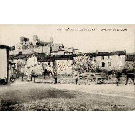 CHATILLON-D'AZERGUES