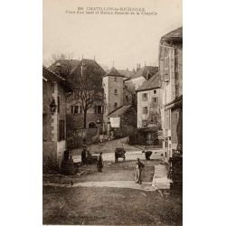 CHATILLON-EN-MICHAILLE
