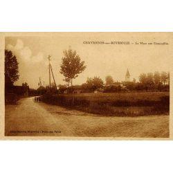 CHAVANNES-SUR-REYSSOUZE