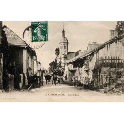CORMARANCHE-EN-BUGEY