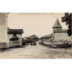 SAINT-ANDRE-LE-BOUCHOUX