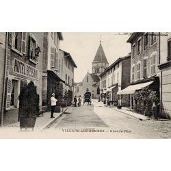 VILLARS-LES-DOMBES
