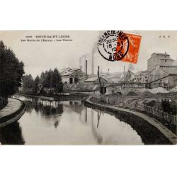 Cartes postales anciennes 59 35 for Piscine trith saint leger