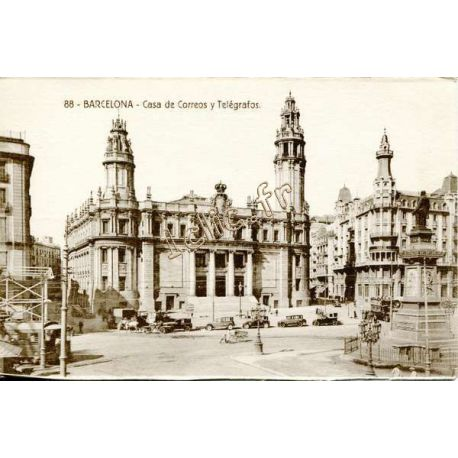 ESPAGNE-BARCELONE