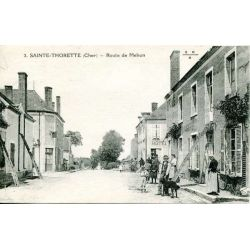 SAINTE-THORETTE