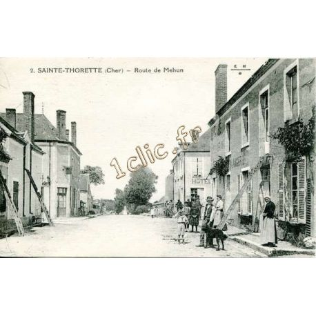 SAINTE-THORETTE