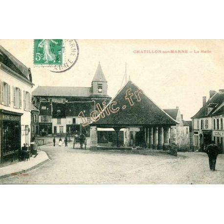 CHATILLON-SUR-MARNE